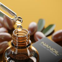 Unrefined Nanoil Argan Oil